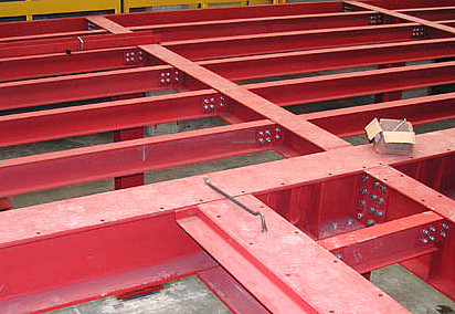 Estructuras met licas madrid empresa dilatada experiencia 918862209 - Tipos de vigas metalicas ...