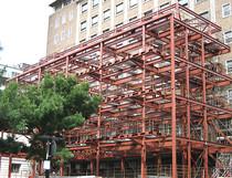 estructuras metalicas provisionales